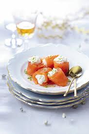 cuisiner du fenouil frais recette rouleaux de saumon au fenouil