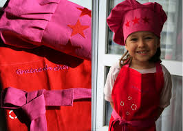 tablier cuisine pour enfant graine de chef les délices d ïs