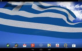 Greece Flag Colors 3d Greece Flag Android Apps On Google Play