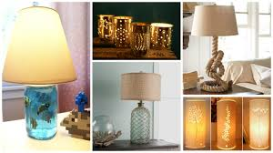 diy bedside table lamp best inspiration for table lamp