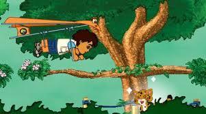 diego rainforest adventure diego games