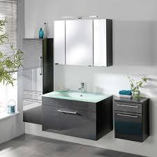 badezimmer komplett set badezimmer komplettset acruma in anthrazit pharao24 de
