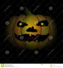 very scary halloween pumpkin stock image image 14953651