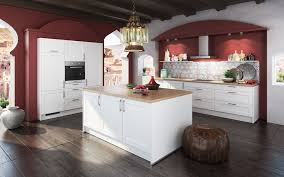 küche und co bielefeld weiße landhausküche mit elektrogeräten küche co
