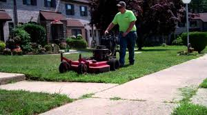 cutting 3 lawn in 5 min and 30 sec with the exmark mower youtube