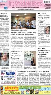 wednesday october 26 2016 by the westfield news issuu