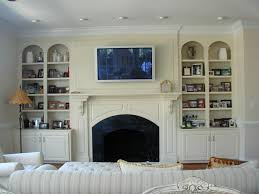 wall units amazing white built in bookcases exciting white built