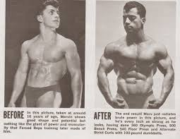 bill goldberg muscular development workout the tight tan slacks of dezso ban forced reps for bulk and power