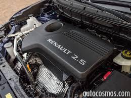 renault koleos 2017 engine renault koleos 2017 a prueba autocosmos com