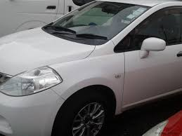 nissan 2008 white used nissan tiida white 2008 tiida white for sale camp