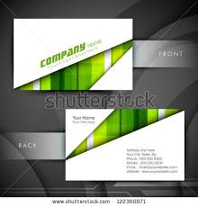 Business Card Eps Template Business Card Template Stock Images Royalty Free Images U0026 Vectors