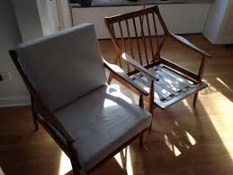 paoli chair company indiana mid century modern