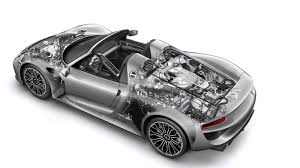 porsche 918 spyder hybrid mpg the 887 hp porsche 918 spyder will get 85 to 94 mpg
