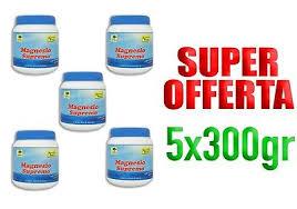 magnesio supremo composizione magnesio supremo 300 gr antistress point omaggi eur 16