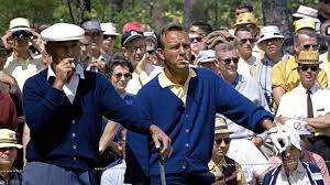 arnold palmer sweater remember when golfers were actually stylish gq