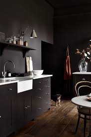 black kitchen cabinets what color on wall 20 kitchen ideas for every kitchen size