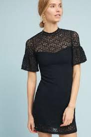sleeve black dress cocktail dresses party dresses anthropologie