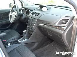 Encore Interior 2013 Buick Encore Review Autonet