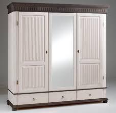 Schlafzimmer Set 140x200 Schlafzimmer Set 5teilig Kiefer Massiv 2farbig Weiß Kolonial