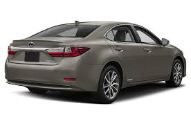 lexus cars mpg new 2017 lexus es 300h price photos reviews safety ratings