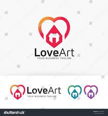 love art studio art pencil love stock vector 543740245 shutterstock