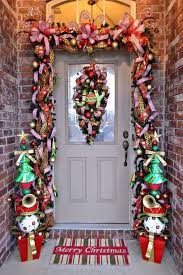 Easy Door Decoration For Christmas by 111 Best Whimsical Christmas Images On Pinterest Christmas Ideas