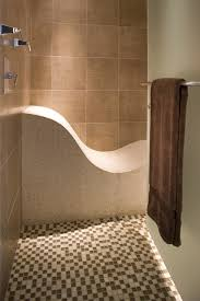 Bathroom Shower With Seat Irreplaceable Shower Seats Design Ideas