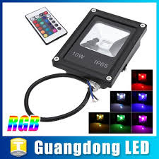 Color Changing Flood Lights 10w 20w 30w 50w Led Floodlight Outdoor Waterproof Ip65 Led