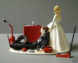 mechanic cake topper mechanic wedding cake topper the wedding specialiststhe wedding