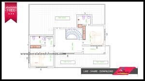 traditional home floor plans download 2600 sq ft traditional design home plans kerala freereal
