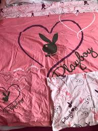 Playboy Duvet Covers Double Playboy Duvet Covers In Barry Vale Of Glamorgan Gumtree