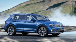 The Motoring World New Next by The Motoring World The New Tiguan Suv Goes On Sale Next Month