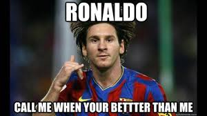 Messi Meme - messi is better than ronaldo memes youtube
