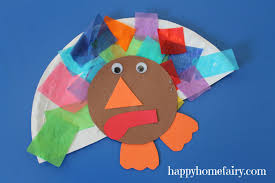 easy turkey craft happy home fairy