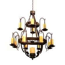 Real Candle Chandelier Lighting Lighting Ceiling Candle Holders Hanging Candelabra Non