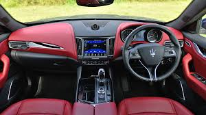 maserati car interior 2017 maserati lavante 2017 diesel std interior car photos overdrive