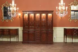 Dining Room Cabinet Dining Room China Cabinet Hutch Solid Oak Sets With Americana