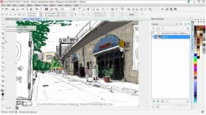 corel photo paint x7 how to remove a white background color with