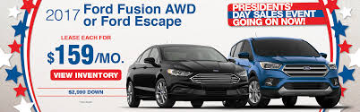 Ford Escape Electric - new ford fusion at watertown ford serving boston ma