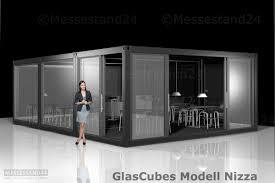 Mobiles Haus Kaufen Eventcontainer Ausstellungscontainer Für Events Und Messen