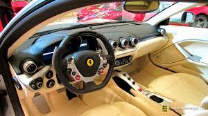 F12 Berlinetta Interior 2014 Ferrari F12 Berlinetta At 2014 Toronto Auto Show
