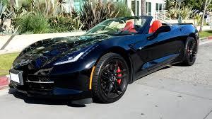 where can i rent a corvette black corvette stingray convertible rental los angeles