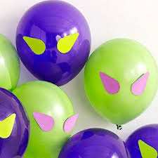 Outer Space Decorations Best 25 Alien Birthday Parties Ideas On Pinterest Alien Party