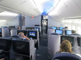 United Airlines Carry On United Airlines 787 Dreamliner Businessfirst Review U2013 Pat U0027s Travel