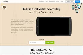 15 mobile app testing tools free u0026 premium templates