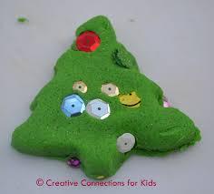 christmas play dough