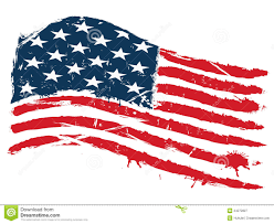 Ripped American Flag Tattoo American Flag Clipart Ripped Pencil And In Color American Flag