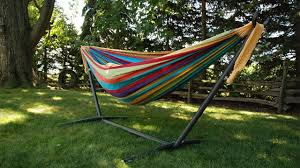 Hammock Backyard 17 Best Eno Hammock Stand Designs For Indoor And Outdoor Walls