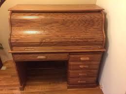 used solid oak desk for sale solid oak roll top desk categories medium desks roll top desks used