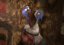 review animated thanksgiving comedy free birds is a turkey